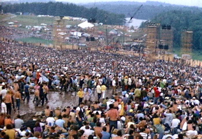 1969 Woodstock Festival