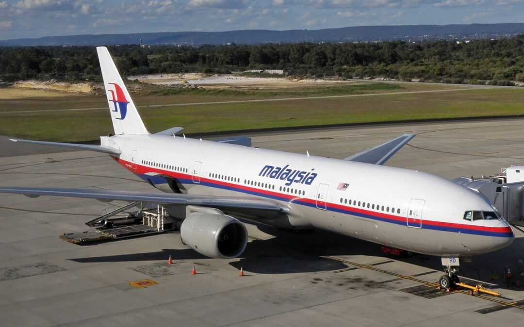 Malaysia Airlines Flight MH17 crash